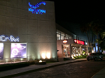 Cancun Kukulcan Mall Night Time