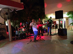 Temptation Resort Cancun Band