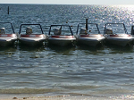 Temptation Resort Mini Boats