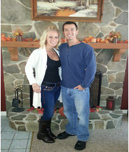 Chris and Sondra Fall 2012