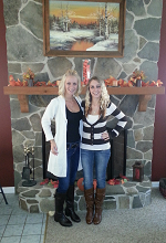 Sondra and Katherine - Sisters on Thanksgiving