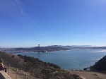 Chris Bell Golden Gate Bridge View