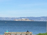 View of Alcatraz