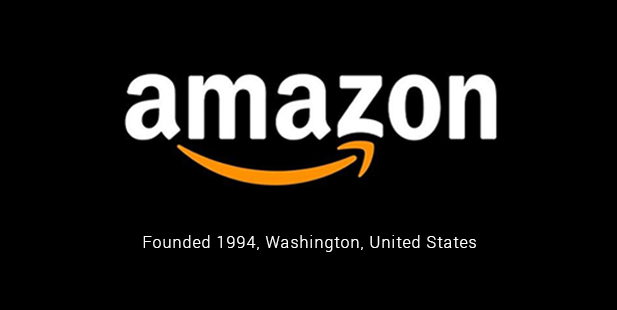 Amazon (AMZN) Founded in 1994