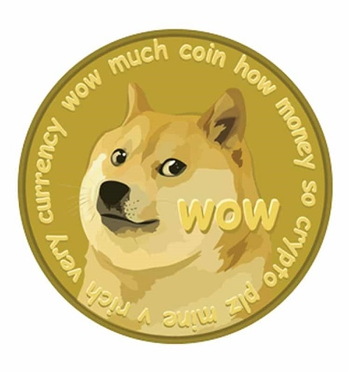 Cryptocurrency Dogecoin (DOGE)
