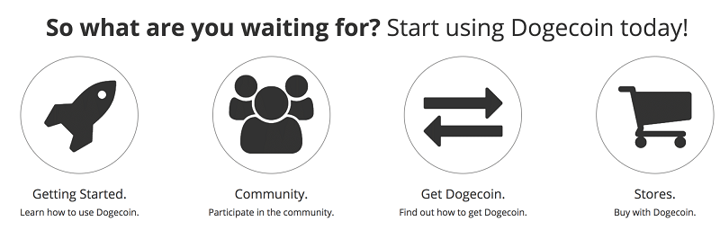 Join the Dogecoin (DOGE) Community Today